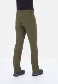 Mammut - MACUN - Spodnie materiałowe - iguana - 1
