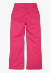 Roxy - BACKYARD  - Snow pants - beetroot pink - 1
