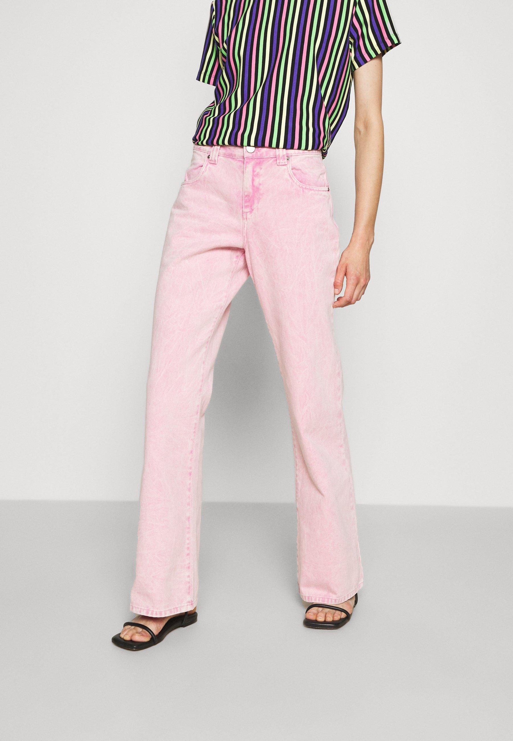 Women AALIA JEANS - Flared Jeans