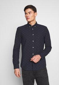 TOM TAILOR DENIM - OXFORD  - Overhemd - blue - 0
