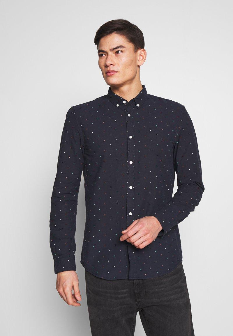 TOM TAILOR DENIM - OXFORD  - Overhemd - blue