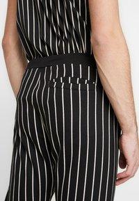 Nominal - GHAZNI - Teplákové kalhoty - black - 3