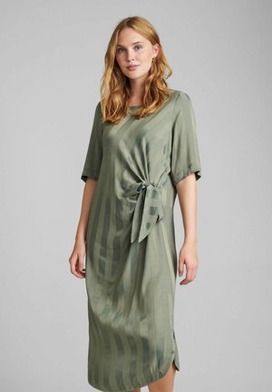 NUBELIA  - Day dress - agave green