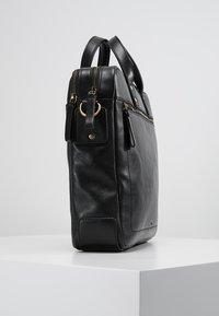 Fossil - DEFENDER - Briefcase - black - 4