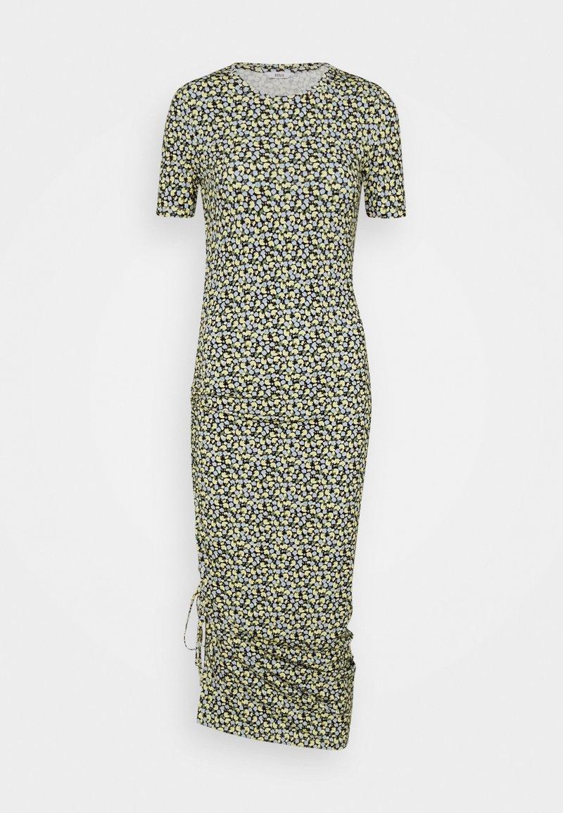 Envii - ENZOE DRESS  - Jerseyjurk - himalaya poppy
