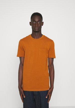JANN - Basic T-shirt - glazed ginger