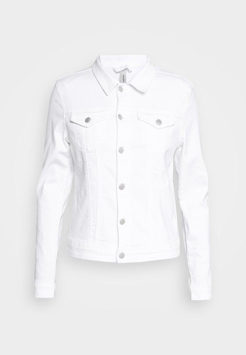 Soyaconcept - Denim jacket - white