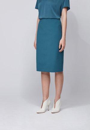 VINOA - Blyantnederdel / pencil skirts - dark blue
