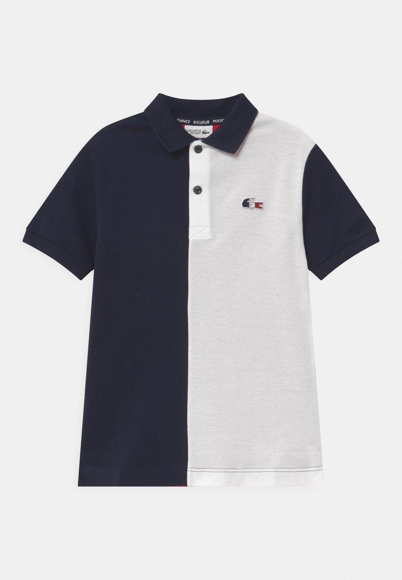 Lacoste Sport - OLYMP UNISEX  - Polotričko - navy blue/white/red