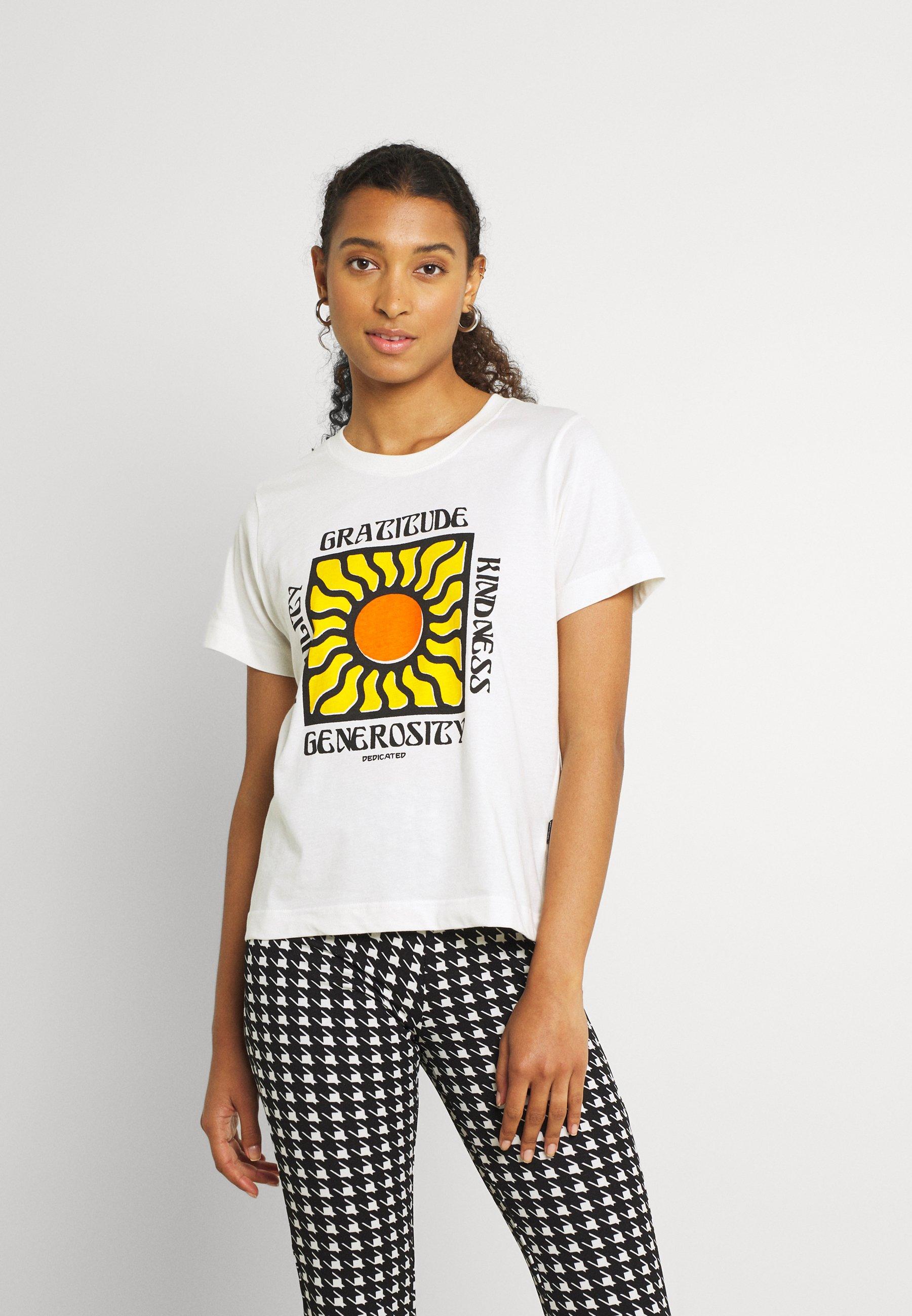 Damen MYSEN GRATITUDE - T-Shirt print