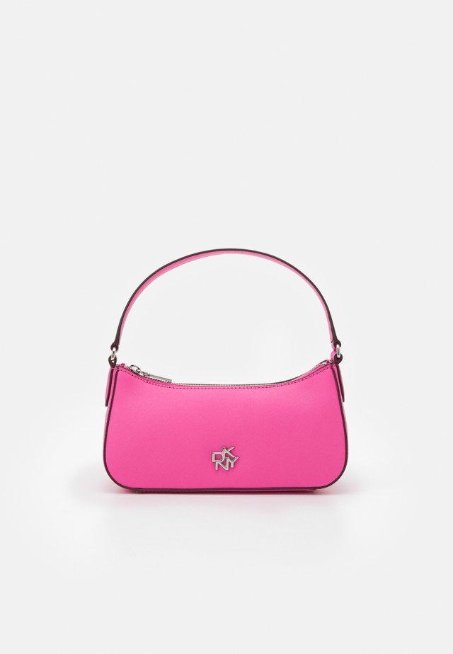 BRYANT WRISTLET POUCH LOGO - Handbag - bright pink