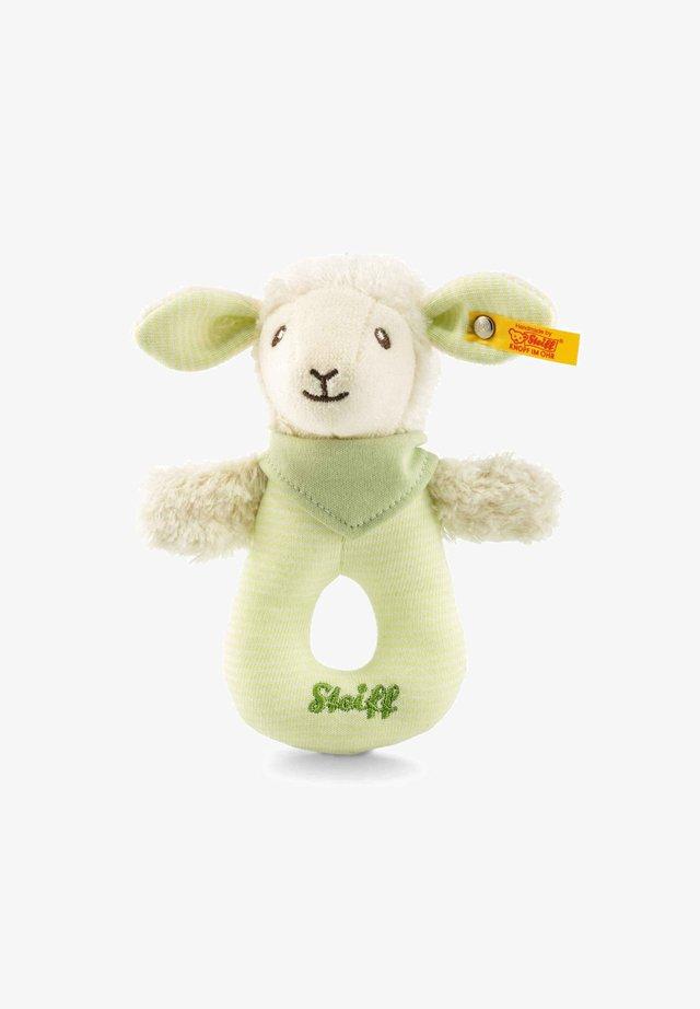 Cuddly toy - gruen/weiss