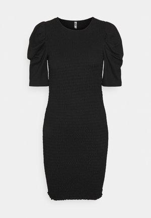JDYBADILLE SMOCK DRESS - Shift dress - black