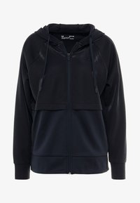 Under Armour - MIRAGE - Fleece jacket - black/onyx - 4