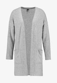 Vero Moda - VMTAMMY CARDIGAN - Cardigan - light grey melange - 3