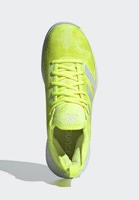 adidas Performance - DEFIANT GENERATION  - Multicourt tennis shoes - yellow - 1
