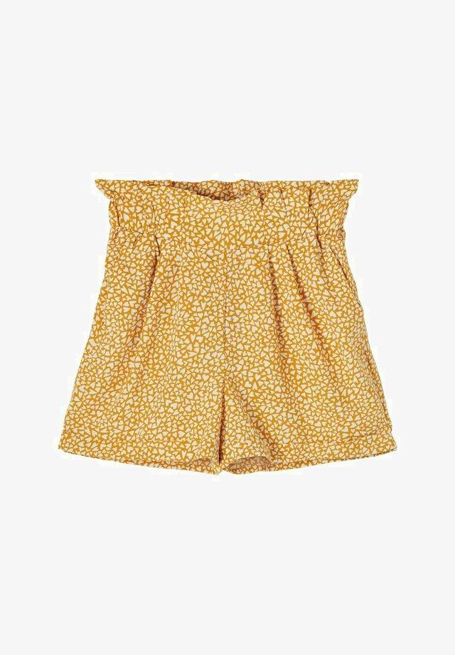 Shorts - spruce yellow