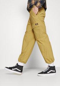 Dickies - GLYNDON PANT - Cargo trousers - dark khaki - 5