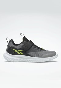 Reebok - RUSH  - Neutral running shoes - grey - 6