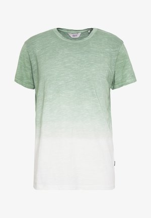 JANUS - Print T-shirt - hedge green