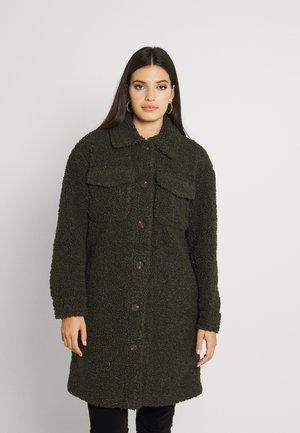 VMKYLIEFILUCCA LONG JAKCET - Winter coat - peat