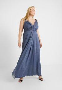 Little Mistress Curvy - Occasion wear - lavender grey - 2