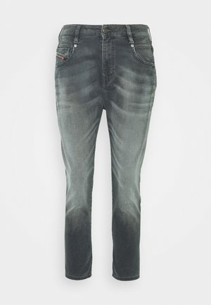 D-FAYZA-NEJOGGJEANS - Relaxed fit jeans - grey
