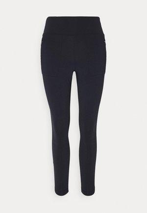 PARAMOUNT HYBRID HIGH RISE - Legging - dark blue