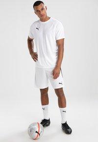 Puma - LIGA  - Funktionsshirt - white/black - 1