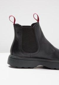 Camper - NORTE KIDS - Korte laarzen - black - 2
