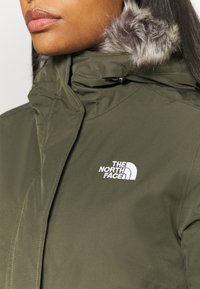 The North Face - RECYCLED ZANECK VANADIS - Parka - new taupe green - 7