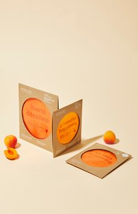 APRICOT - HAND PADS WITH HYALURON - Anti-Aging - - - 3