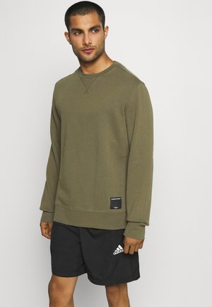 CENTRE CREW - Sweatshirt - ivy green