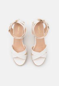 Tata Italia - Platform sandals - white - 5