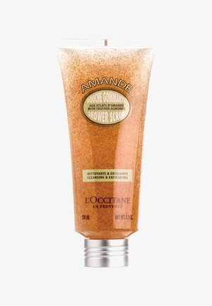 ALMOND SHOWER SCRUB - Body scrub - -