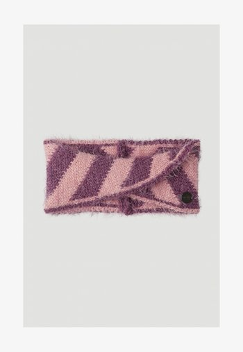 Ear warmers - berry conserve