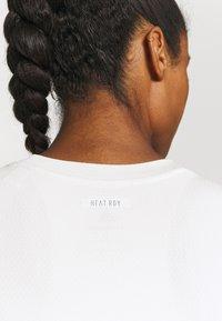 adidas Performance - HEAT.RDY ACE CLUB - T-paita - white/ambient blush - 6