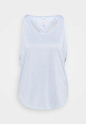 TECH VENT TANK - Treningsskjorter - isotope blue