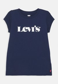 Levi's® - GRAPHIC - T-shirt med print - medieval blue - 0