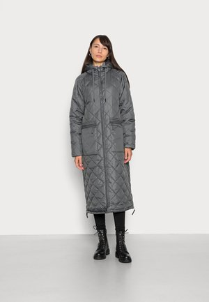 PADDED COAT - Classic coat - dark shadow