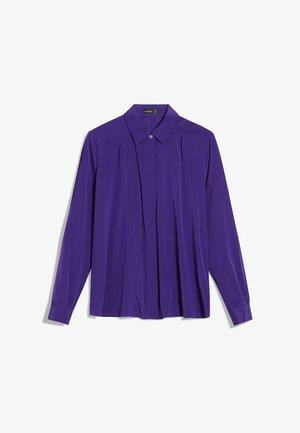 M-BIRTE - Button-down blouse - flieder/lila