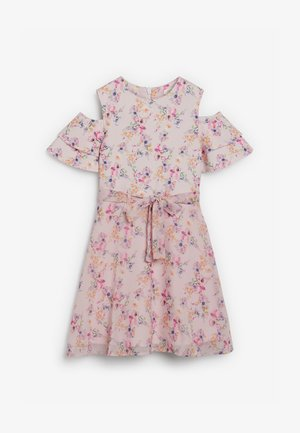 FLORAL  - Vestido de cóctel - pink