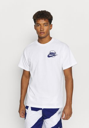 DREAM WEST - T-shirt con stampa - white