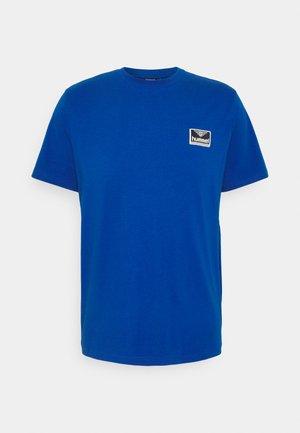 FERIE UNISEX - Print T-shirt - true blue