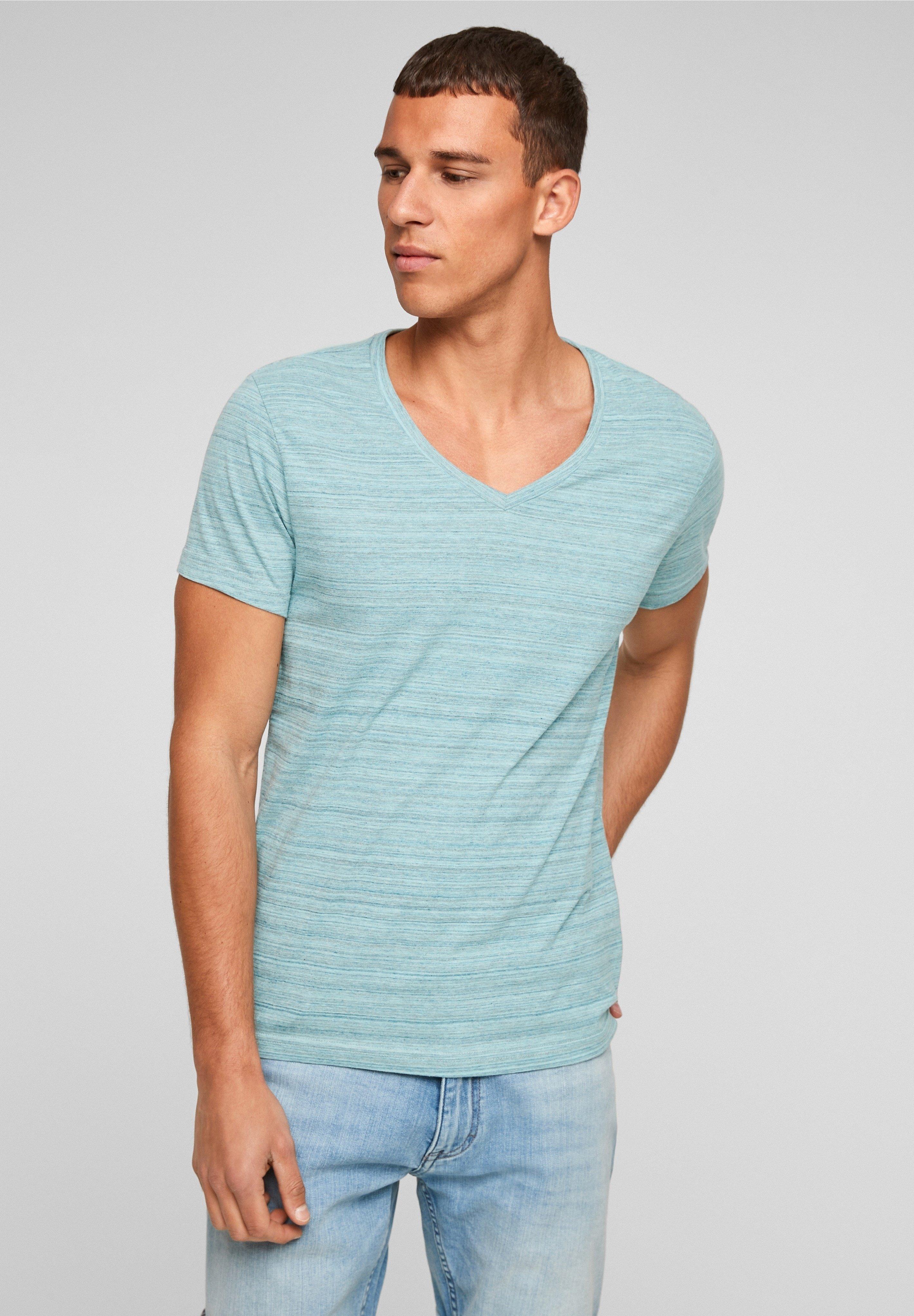 Herren ARBORANT LA TEXTURE DU FIL FLAMMÉ - T-Shirt print