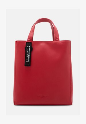 S CARTER NAPPA - Handbag - red pepper