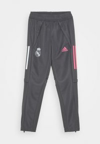 adidas Performance - REAL MADRID AEROREADY SPORTS FOOTBALL PANTS - Club wear - grefiv - 0
