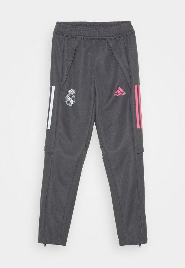 REAL MADRID AEROREADY SPORTS FOOTBALL PANTS - Pelipaita - grefiv