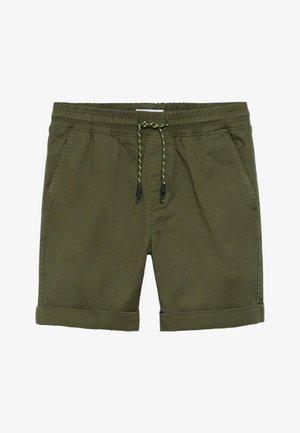 ROMA - Shorts - kaki