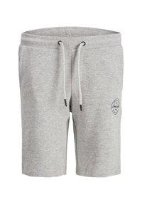 Jack & Jones Junior - Shorts - light grey melange - 0